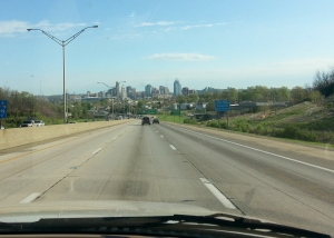 Cincinnati, the big city