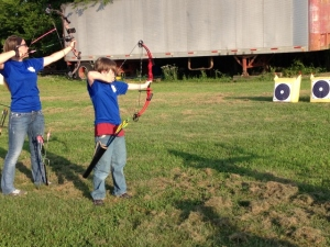 Oldest at Archery