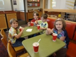 frosties at Wendy's