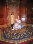hugs from Cinderella