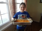 Oldest and his hash brown casserole
