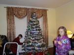 tree decorating time