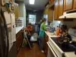 my dish washers since the dishwasher broke