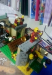 the death of the Roman Republic and the takeover of the Triumvirate...Lego style