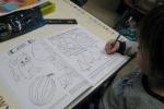 Kindergarten work