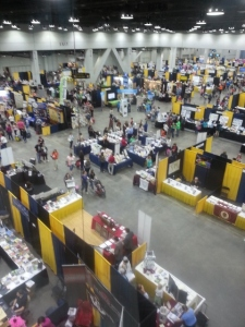 view of vendor hall