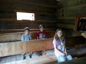 schoolhouse in Bardstown