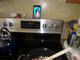 this is how I cook with Julie