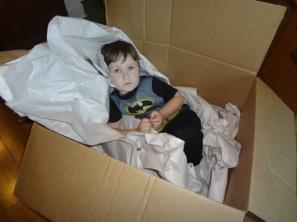 Littlest in a box!