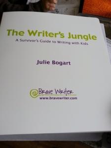 Brave Writer Lifestyle 101