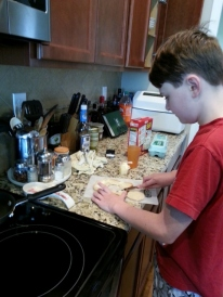 Oldest cooking