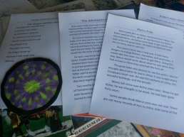 some of Oldest's papers and projects