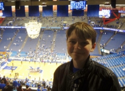 Oldest at Rupp Arena