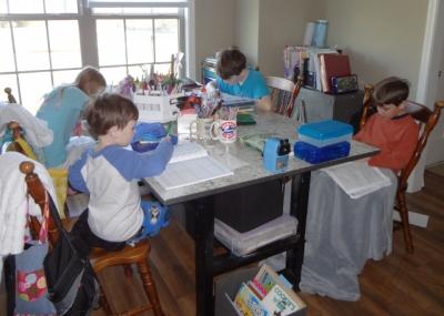 first school week of 2016