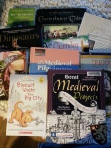 Friday read aloud books