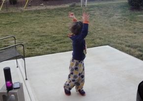 Littlest dancing