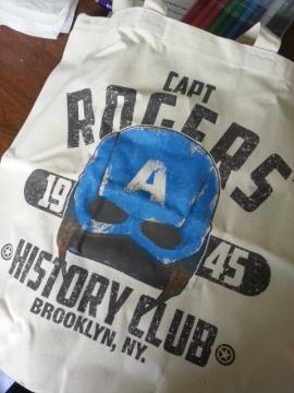 my new book bag