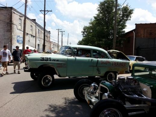 55 Chevy Gasser
