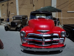54 Chevy Pick-up