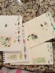 art journal exercises