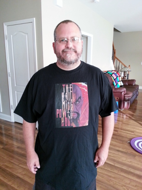 Hail Ming Power Hour t-shirt